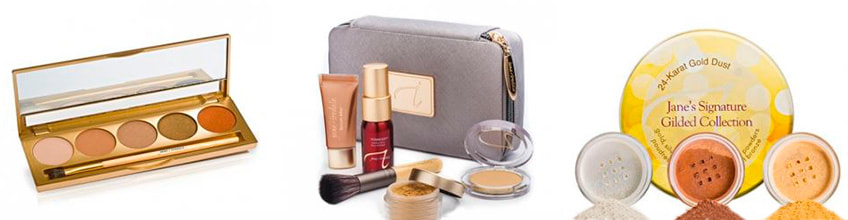 Jane Iredale Mineral Makeup Products